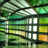 Photo taken at Terminal 1 by Angela P. on 5/18/2012