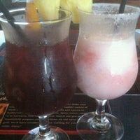 Photo taken at FiRE + iCE Grill + Bar by Kierstin A. on 10/17/2011