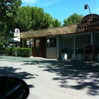 Photo taken at Ristorante Pizzeria Oberdan by Alessandro Z. on 7/30/2011