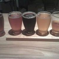 Photo taken at Black Star Co-op Pub & Brewery by Bradley G. on 9/19/2011