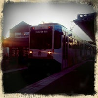 Photo taken at TriMet Gateway/NE 99th Ave MAX Station by Angela D. on 11/15/2011