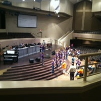 Photo taken at First Baptist Church Indian Trail by Don M. on 4/29/2012