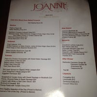 Photo taken at Joanne Trattoria by James M. on 3/22/2012