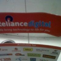 Photo taken at Reliance Digital by Meenakshi S. on 9/8/2011