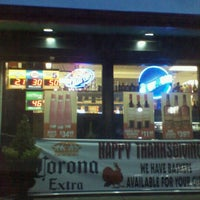 Photo taken at Tonnelle Wine & Liquors by Strawberry B. on 11/13/2011