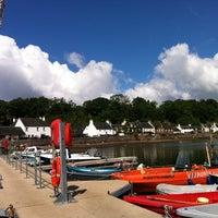 Photo taken at Plockton Harbor by Alec C. on 7/18/2011