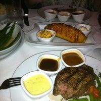 Photo taken at Fleming's Prime Steakhouse & Wine Bar by Scott H. on 1/31/2011