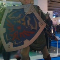Photo taken at Eurogamer Expo by Adam R. on 9/24/2011