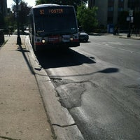 Photo taken at CTA Bus 92 by Bill D. on 6/12/2012