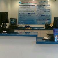 Photo taken at Team Blue Hand Car Wash by ILIJA M. on 1/5/2012