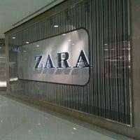 Photo taken at Zara by Guilherme N. on 1/28/2012