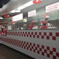 Photo taken at Five Guys by Ramón L. on 7/27/2012