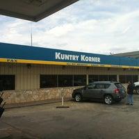Photo taken at Kuntry Korner by Josh on 6/14/2012