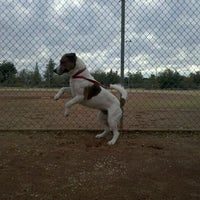 Photo taken at Kiwanis Park Softball Complex by Romero on 12/17/2011
