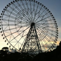 Photo taken at Diamond and Flower Ferris Wheel by RU R. on 9/11/2011