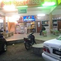 Photo taken at Kuching Bus Terminal by Are N. on 2/24/2012