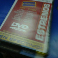 Photo taken at Blockbuster by Adriana P. on 12/11/2011