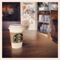 Photo taken at Starbucks by Greg H. on 6/20/2012