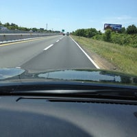 Photo taken at New Jersey Turnpike - East Brunswick by Erin D. on 6/2/2012