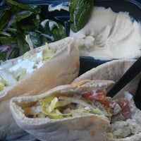 Photo taken at Pita Pita by Yng L. on 1/26/2012