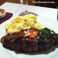 Photo taken at La Cabrera by FoodSherpas.com on 8/24/2011