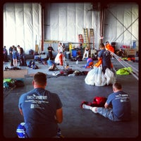 Photo taken at Chicagoland Skydiving Center by MJ T. on 6/18/2012