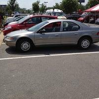 Photo taken at McLarty Nissan Little Rock by John K. on 5/19/2012