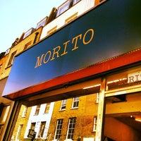 Photo taken at Morito by Jon B. on 3/26/2012