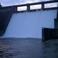 Photo taken at Norris Dam State Park by Stephanie G. on 4/25/2011