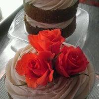 Photo taken at Pastries And Petals by Tara O. on 10/23/2011