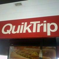 Photo taken at QuikTrip by Barbara G. on 5/5/2012