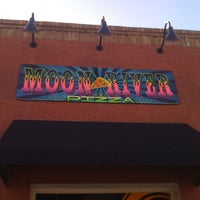 Photo taken at Moon River Pizza by Trey B. on 4/6/2011