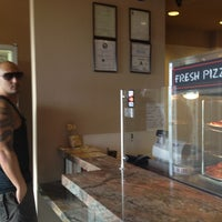 Photo taken at Vegas Best Pizza by ajbulnes a. on 7/29/2012