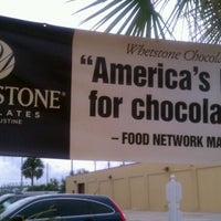 Photo taken at Whetstone Chocolate Factory by Boots and Bandana G. on 2/18/2012