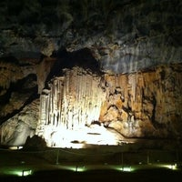 Photo taken at Cango caves by Mika K. on 12/24/2011