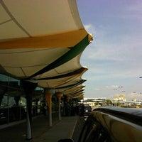 Photo taken at Norman Manley International Airport (KIN) by David C. on 9/5/2012