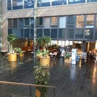 Photo taken at Haaga-Helia UAS by Esa R. on 9/4/2012