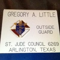 Photo taken at Knights of Columbus Hall, Council #6269 by G.A. L. on 8/3/2012