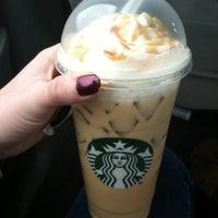 Photo taken at Starbucks by Emily Rae N. on 2/21/2012