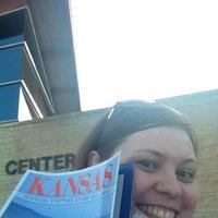 Photo taken at Kansas Travel Information Center by Katie L. on 5/21/2012