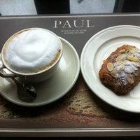 Photo taken at PAUL Maison de Qualité by Patrick M. on 5/8/2012
