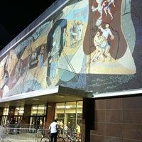 Photo taken at Pershing Center by Amel B. on 4/6/2012