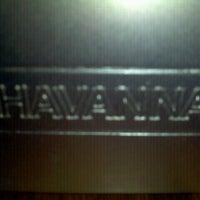 Photo taken at Havanna Café by Pablo G. on 6/14/2012