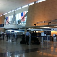 Photo taken at Buffalo Niagara International Airport (BUF) by Marlise B. on 3/16/2012