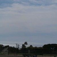 Photo taken at La Jolla High School Track by Rachelle S. on 3/28/2012