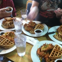 Photo taken at Early Bird Diner by Marc C. on 6/4/2012