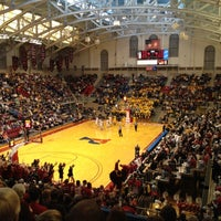 Photo taken at The Palestra by Colin M. on 2/4/2012