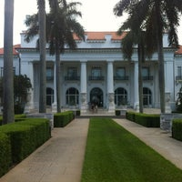 Photo taken at Flagler Museum by Jim S. on 8/2/2012