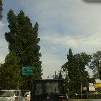 Photo taken at Jalan Ir. H. Djuanda by Ecy on 6/3/2012