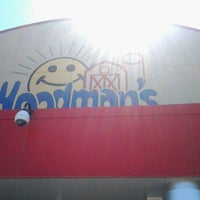 Photo taken at Woodman's Food Market by Ty H. on 8/11/2012
